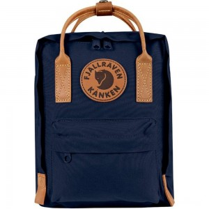 FJALLRAVEN Kånken No.2 Mini - Sac à dos - bleu Bleu [ Promotion Black Friday 2020 Soldes ]