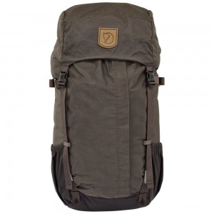 FJALLRAVEN Kaipak 28 - Sac à dos - gris Gris [ Promotion Black Friday 2020 Soldes ]