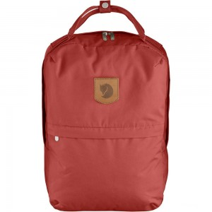 FJALLRAVEN Greenland Zip - Sac à dos - Large rouge Rouge Pas Cher