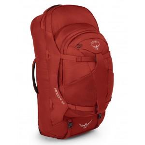 Osprey Sac de voyage - Farpoint 55 Jasper Red - Marque [ Promotion Black Friday 2020 Soldes ]
