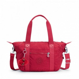 Kipling Sac à Main Radiant Red C Pas Cher