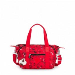 Kipling Petit sac à main avec bretelle amovible Sketch Red [ Soldes ]