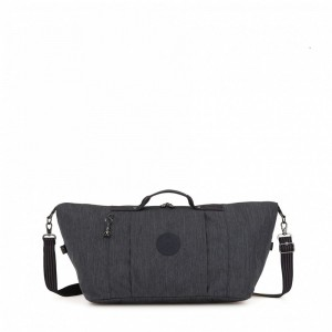 Kipling Small duffle Active Denim [ Soldes ]
