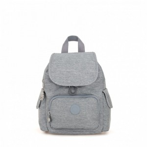 Kipling Small backpack Cool Denim [ Promotion Black Friday 2020 Soldes ]
