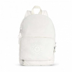[ Black Friday 2019 ] Kipling Sac Cabas avec Sangle Détachable Lively White