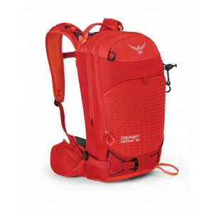 Osprey Kamber 22 Ripcord Red de la gamme Pas Cher