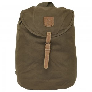 FJALLRAVEN Greenland - Sac à dos - Small olive Olive Pas Cher
