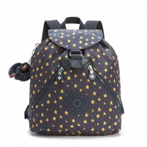 Kipling Sac à Dos Medium à Cordon Cool Star Boy Pas Cher