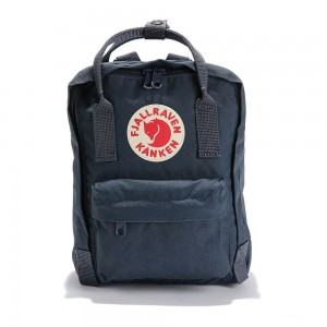 FJALLRAVEN Sac à dos KANKEN MINI 7L Marine [ Promotion Black Friday 2020 Soldes ]