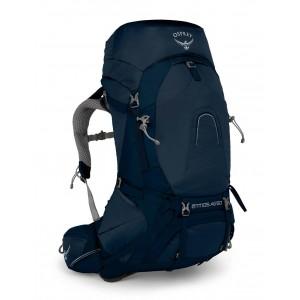 Osprey Sac à dos de randonnée/trekking homme, Atmos AG 50  Unity Blue [ Soldes ]