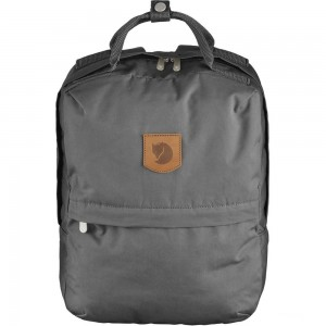 FJALLRAVEN Greenland Zip - Sac à dos - gris Gris [ Promotion Black Friday 2020 Soldes ]