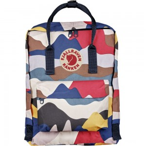 FJALLRAVEN Kånken Art - Sac à dos - Multicolore Multicolore [ Promotion Black Friday 2020 Soldes ]
