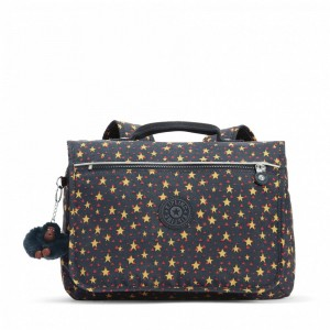 Kipling Sac D'école Medium Cool Star Boy Pas Cher