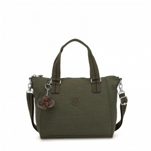 Kipling Sac à Main Medium Avec Bretelle Amovible Jaded Green C [ Soldes ]