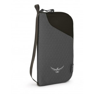 Osprey Accessoires voyages - Document Zip wallet Black - 2017/18 [ Soldes ]