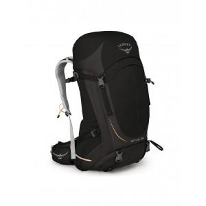 Osprey Sac à dos de randonnée femme - Sirrus 36 Black - Marque Pas Cher