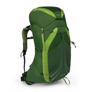 Osprey Sac à dos de randonnée/trekking homme, Exos 58  Tunnel Green [ Soldes ]
