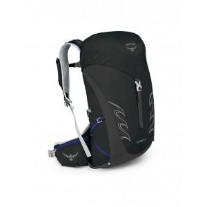 Osprey Sac à dos de trekking léger femme - Tempest 16 Black  - Marque [ Soldes ]
