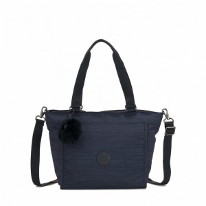 Kipling Small tote True Dazz Navy [ Promotion Black Friday 2020 Soldes ]