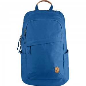 FJALLRAVEN Sac à dos RAVEN 20L Bleu [ Promotion Black Friday 2020 Soldes ]