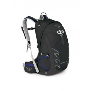Osprey Sac à dos de trekking léger femme - Tempest 20 Black - Marque Pas Cher