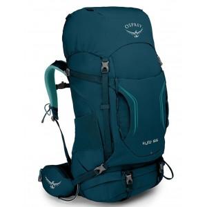 Osprey Sac de randonnée Femme - Kyte 66 Icelake Green [ Soldes ]