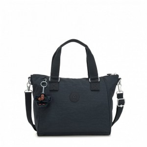 Kipling Sac à Main Medium Avec Bretelle Amovible True Navy [ Promotion Black Friday 2020 Soldes ]