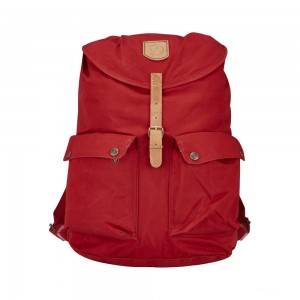 FJALLRAVEN Greenland - Sac à dos - Large rouge Rouge Pas Cher