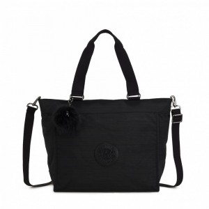 Kipling Large tote True Dazz Black [ Soldes ]