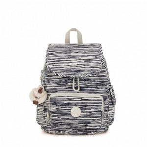 Kipling Petit Sac à Dos Scribble Lines [ Promotion Black Friday 2020 Soldes ]