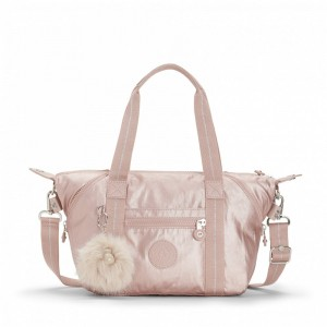 Kipling Sac à Main Metallic Blush [ Soldes ]