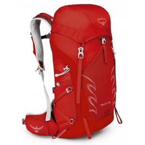 Osprey Sac à dos de randonnée léger homme - Talon 33 Martian Red - Marque [ Soldes ]