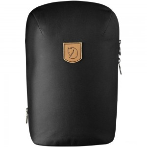 FJALLRAVEN Kiruna - Sac à dos - Small noir Noir [ Promotion Black Friday 2020 Soldes ]