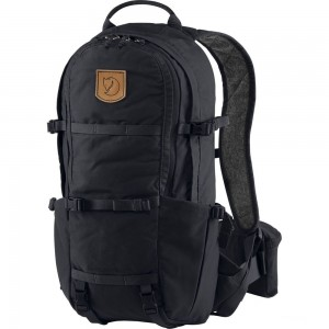 FJALLRAVEN Lappland Hike 15 - Sac à dos - noir Noir [ Promotion Black Friday 2020 Soldes ]