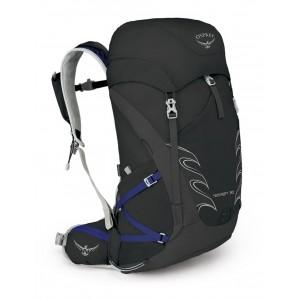 Osprey Sac à dos de trekking léger femme - Tempest 30 Black - Marque [ Soldes ]