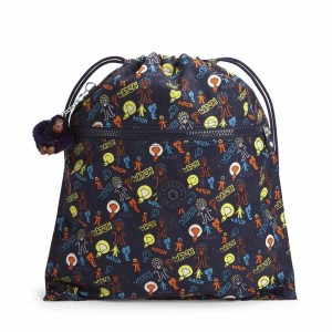 Kipling Grand Sac à Cordon Bright Light [ Soldes ]