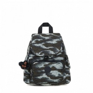 Kipling Sac à Dos City Pack Mini Dynamic Dots Pas Cher