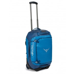 Osprey Sac de voyage à roulettes - Rolling Transporter 40 Kingfisher Blue [ Promotion Black Friday 2020 Soldes ]