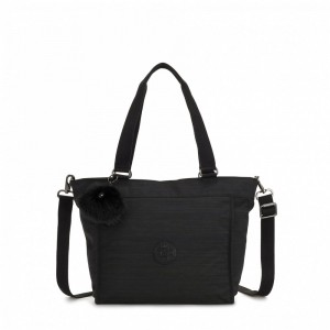Kipling Small tote True Dazz Black [ Soldes ]
