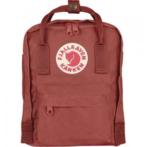 FJALLRAVEN Kånken Mini - Sac à dos - rouge Rouge [ Promotion Black Friday 2020 Soldes ]