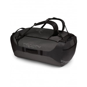 Osprey Duffel bag - Transporter 130 Black - Marque [ Promotion Black Friday 2020 Soldes ]