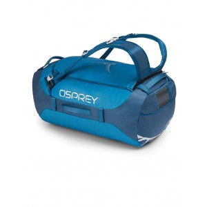 Osprey Sac Duffel - Transporter 65 Kingfisher Blue - Marque [ Promotion Black Friday 2020 Soldes ]