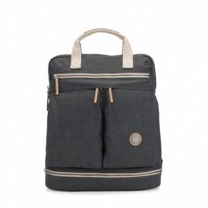 Kipling Sac à dos moyen avec protection pour laptop Casual Grey