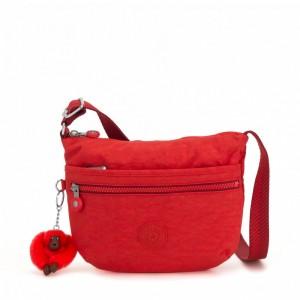 Kipling Petit Sac Bandoulière Active Red [ Promotion Black Friday 2020 Soldes ]