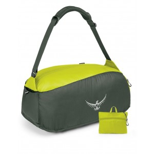 Osprey Sac Duffel - Ultralight Stuff Duffel  Electric Lime - 2017/18 [ Soldes ]