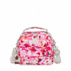 Kipling Small handbag (convertible to backpack) Floral Poetry [ Soldes ]