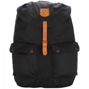 FJALLRAVEN Greenland - Sac à dos - Large noir Noir [ Promotion Black Friday 2020 Soldes ]