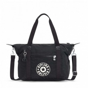 Kipling Sac Cabas avec Sangle Détachable Lively Black [ Promotion Black Friday 2020 Soldes ]