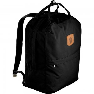 FJALLRAVEN Greenland Zip - Sac à dos - Large noir Noir [ Promotion Black Friday 2020 Soldes ]