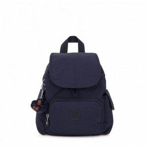 Kipling Sac à Dos City Pack Mini Active Blue Pas Cher